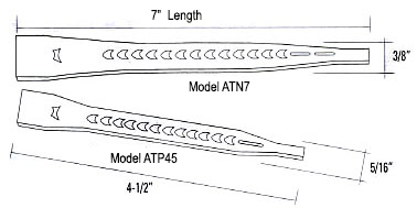 Aro-Tie Specifications